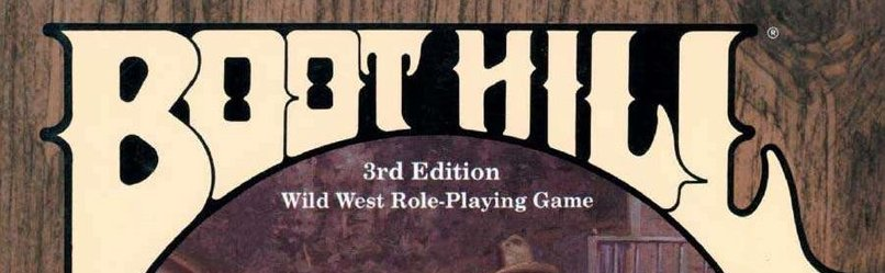 Boothill 3rd Edition